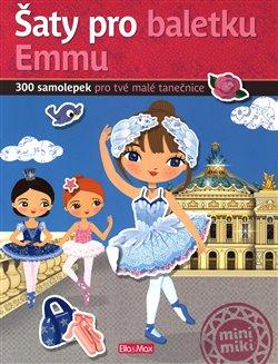 Obálka titulu Šaty pro baletku Emmu