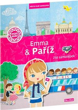 Obálka titulu Emma & Paříž