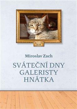 Obálka titulu Sváteční dny galeristy Hnátka