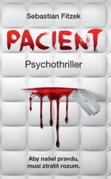 Obálka titulu Pacient