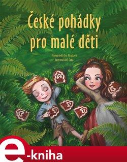 Obálka titulu České pohádky pro malé děti