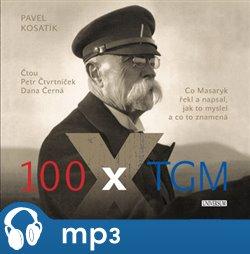 Obálka titulu 100 x TGM