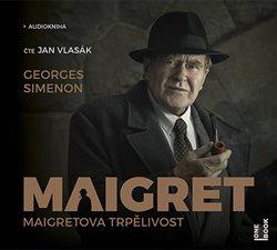Obálka titulu Maigretova trpělivost