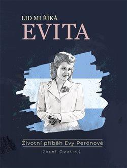 Obálka titulu Lid mi říká Evita