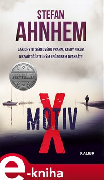 Obálka titulu Motiv X