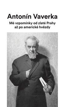 Obálka titulu Mé vzpomínky od zlaté Prahy až po americké hvězdy