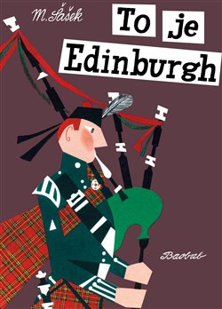 Obálka titulu To je Edinburgh