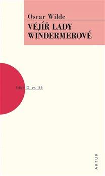 Obálka titulu Vějíř lady Windermerové