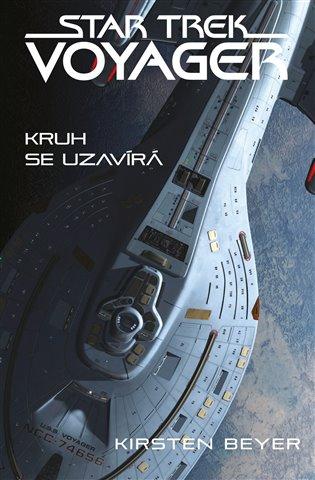 Star Trek: Voyager – Kruh se uzavírá - Kirsten Beyer | Replicamaglie.com