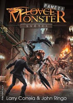 Obálka titulu Světci - Paměti lovce monster 3