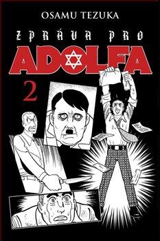 Obálka titulu Zpráva pro Adolfa 2