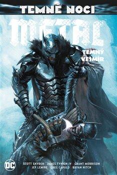 Obálka titulu Temné noci - Metal 3: Temný vesmír