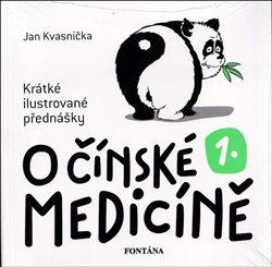Obálka titulu O čínské medicíně 1.