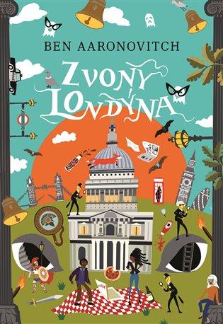 Zvony Londýna - Ben Aaronovitch | Booksquad.ink