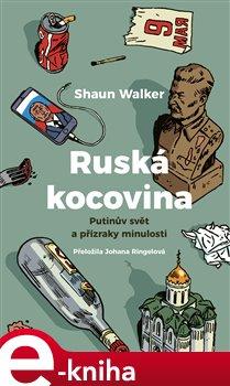 Obálka titulu Ruská kocovina