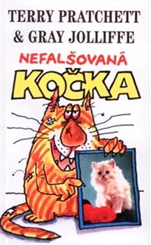 Obálka titulu Nefalšovaná kočka