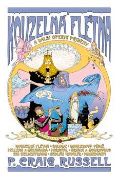 Obálka titulu Kouzelná flétna a další operní příběhy