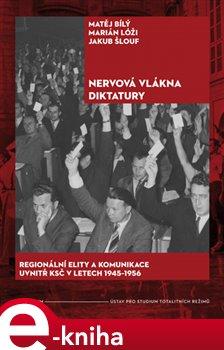 Obálka titulu Nervová vlákna diktatury