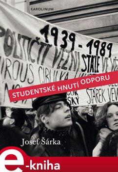 Obálka titulu Studentské hnutí odporu