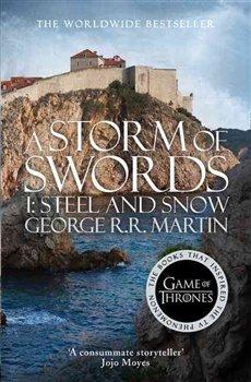 Obálka titulu A Storm of Swords, part 1 Steel and Snow III.