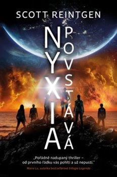 Obálka titulu Nyxia povstává