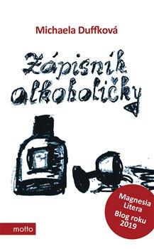 Obálka titulu Zápisník alkoholičky
