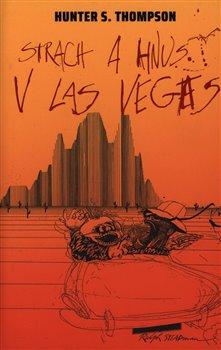 Obálka titulu Strach a hnus v Las Vegas