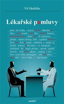 Obálka titulu Lékařské pamluvy