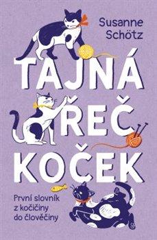 Obálka titulu Tajná řeč koček