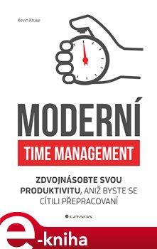 Obálka titulu Moderní time management
