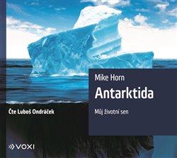 Obálka titulu Antarktida