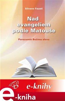 Obálka titulu Nad evangeliem podle Matouše