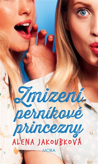 Zmizení perníkové princezny - Alena Jakoubková   Booksquad.ink
