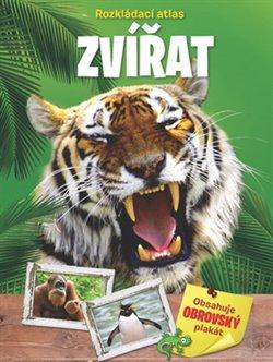 Obálka titulu Rozkládací atlas zvířat