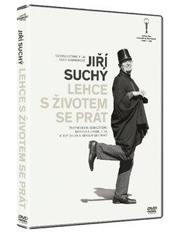 Obálka titulu Jiří Suchý: Lehce s životem se prát