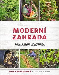Obálka titulu Moderní zahrada