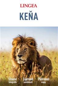Keňa - Velký průvodce