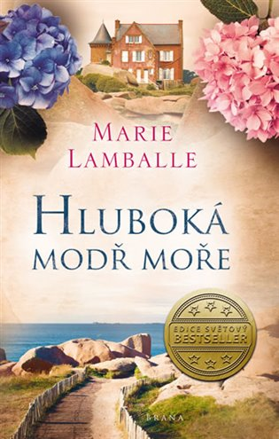 Hluboká modř moře - Marie Lamballe | Booksquad.ink