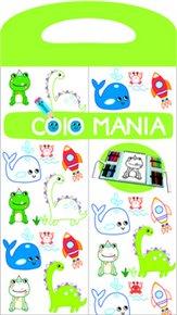 Omalovánka Colomania - zelená