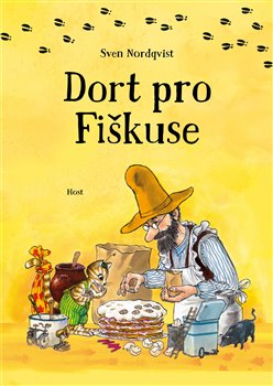 Obálka titulu Dort pro Fiškuse
