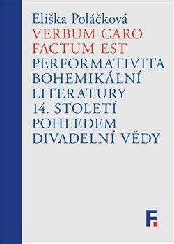 Obálka titulu Verbum caro factum est