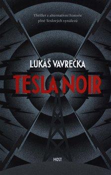 Obálka titulu Tesla Noir