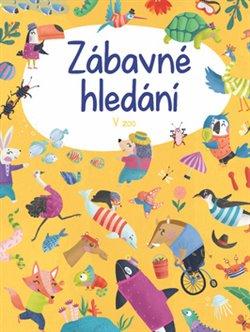 Obálka titulu Zábavné hledání v zoo
