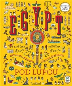 Obálka titulu Egypt pod lupou
