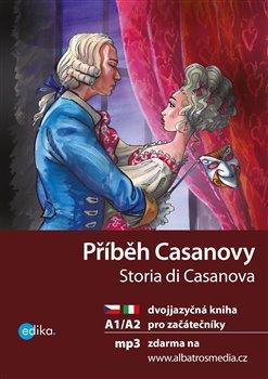 Obálka titulu Příběh Casanovy