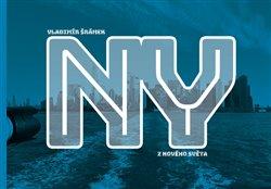 Obálka titulu NY - Z Nového světa