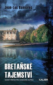 Obálka titulu Bretaňské tajemství