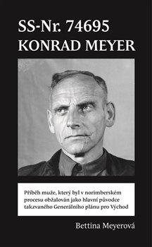 Obálka titulu SS-Nr. 74695 Konrad Meyer