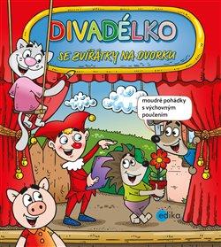 Obálka titulu Divadélko se zvířátky na dvorku