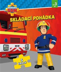 Obálka titulu Požárník Sam - Skládací pohádka